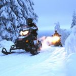 hiver-motoneige
