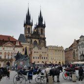 Les lieux incontournables à Prague