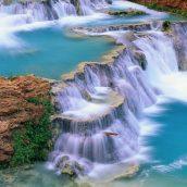 Les incroyables cascades d'Agua Azul au Chiapas !