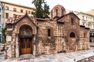 eglise-byzantine-kapnikarea