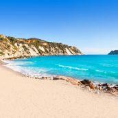 Les belles plages de l'Espagne