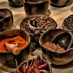 épices chiles paprika chili poudre poivre grain