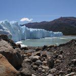 Argentine -parc national des glaciers Patagonie