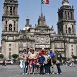 Mexique - Visite touristique - Zocalo