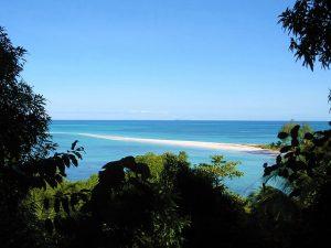 Madagascar plage mer