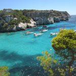 minorque îles baléares espagne plage mer