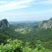 À la découverte des lacs et volcans d'Auvergne