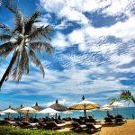 plage station de vacances