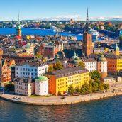 Découvrir la Suède en été
