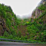 Norvège route