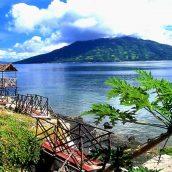 Un trail sur les îles voisines de Nosy Be