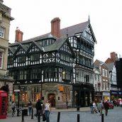 À la découverte du Cheshire en Angleterre