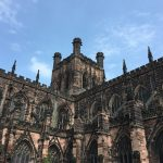 Cathédrale de chester cheshire