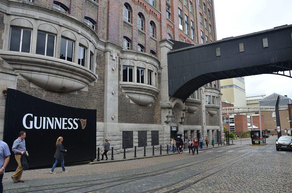 Le Guinness Storehouse