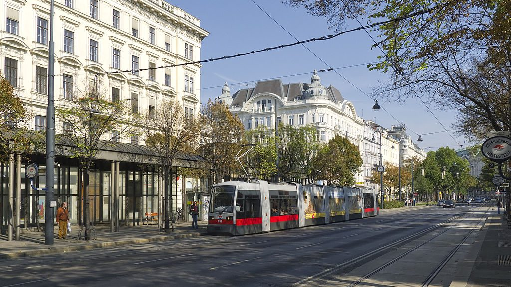 Wien Linie Stubentor