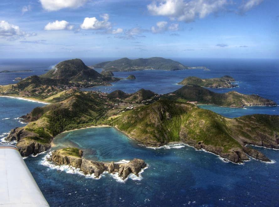 L'île de Terre-de-Bas