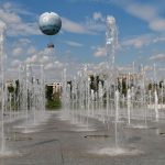 Ballon Generali Parc André Citroën