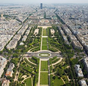 Champ de Mars Paris