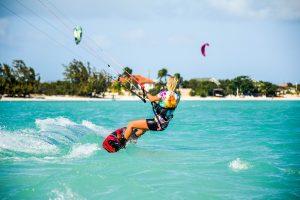 faire du kitesurf