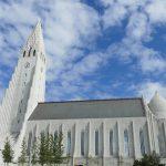 l'église Hallgrímskirkja reykjavik