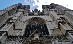 Bruxelles Cathédrale St.Michel & Ste.Gudule