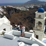 Voyage de noce en Greece