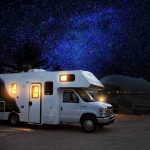Camping car en famille