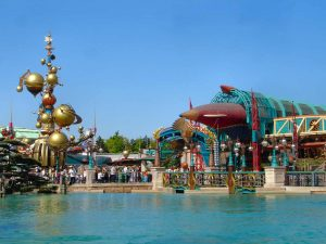 Disneyland Paris en France