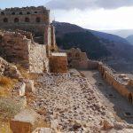 Forteresse de Kerak en Jordanie