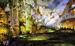Les caves de Phuong Hoang