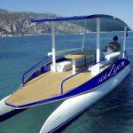 Location de bateau sans permis solaire
