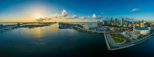 Panorama Miami Floride