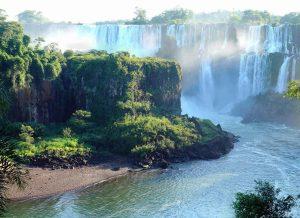 Parc national de l'Iguaçu au Brésil