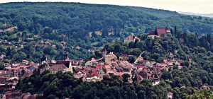 Romania_Transylvania_Sighisoara_Medieval Fortress de Panorama