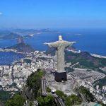 Statue du Christ Rédempteur au Brésil
