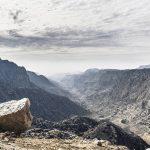 Vallée de Dana en Jordanie