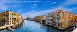 Lac de Venise en Italie