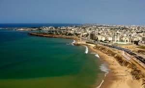 La ville de Dakar a visiter lors d'un séjour solidaire au Sénégal