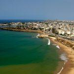 La ville de Dakar au Senegal