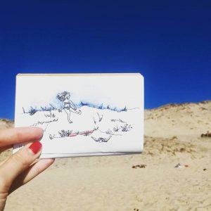 Drawingsandthings-Voyage