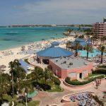 La ville de Freeport aux Bahamas