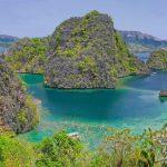 Les lacs de l'île de Coron aux Philippines