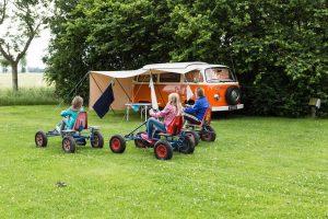 Camping en famille à Angers