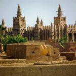 Djenné au Mali