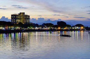 L'île de Bornéo en Malaisie