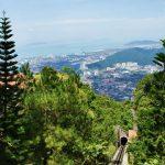 La ville de Penang en Malaisie