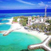 Un hôtel aux Maldives: la destination rêvée des vacanciers