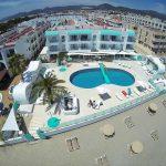Santos Coast Suites, hebergement à  Ibiza