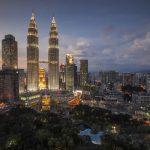 Ville de Kuala Lumpur en Malaisie