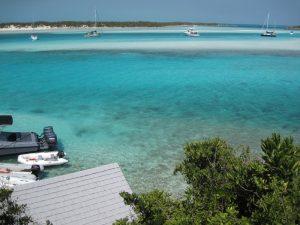 Partage de voyage, séjour aux Bahamas